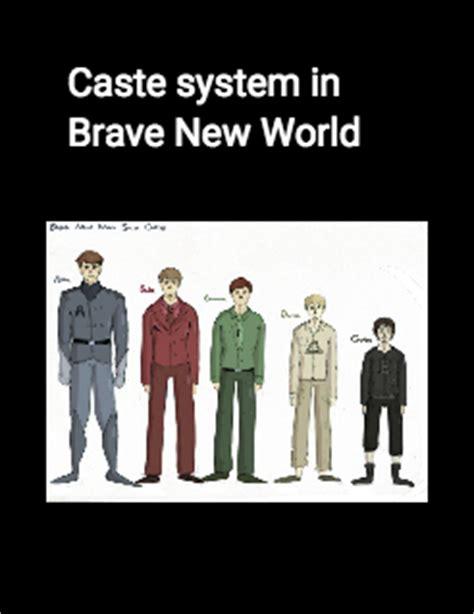 Brave New World - Sample Essays